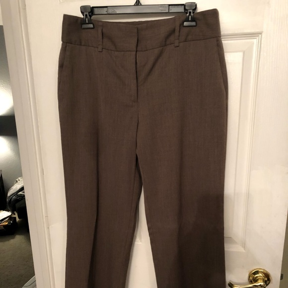33327ae1b Zara Pants | Womens Brown Wide Leg Dress | Poshmark